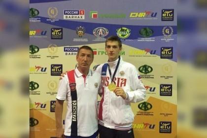 Вартовчанин завоевал «золото» потхэквандо напервенстве Европы 89 1