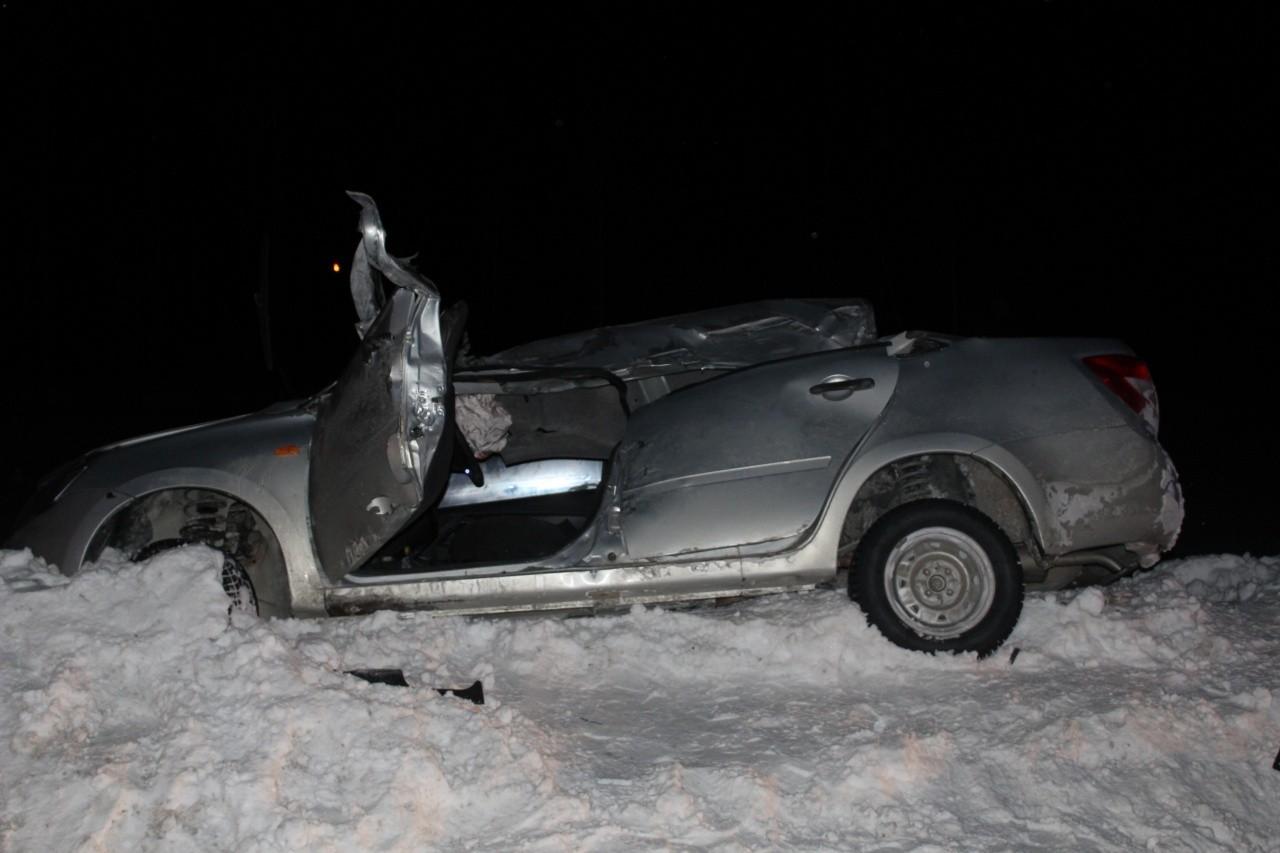 Стали известны подробности смертельной аварии под Нижневартовском