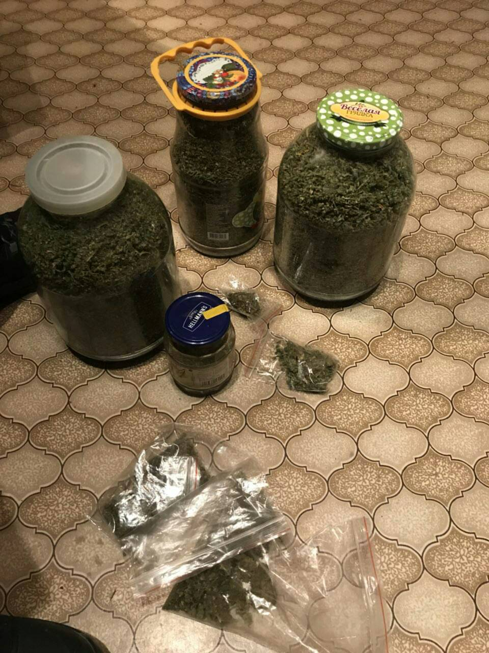 Вартовчанин хранил у себя дома 673 грамма марихуаны. Теперь может на всю жизнь отправиться в тюрьму