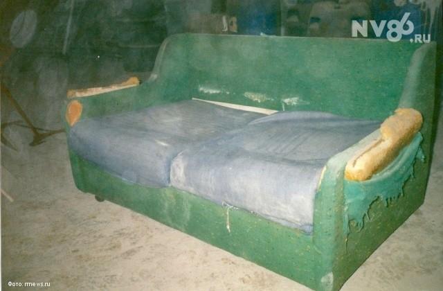 Старый диван сделать как новый