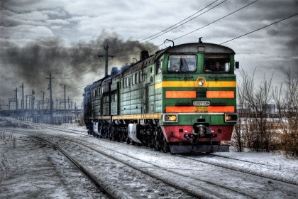 ВЮгре эвакуировали пассажиров поезда из-за сообщения обомбе