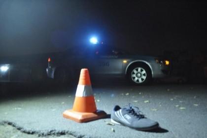 ВНижневартовском районе шофёр фургона насмерть сбил пешехода