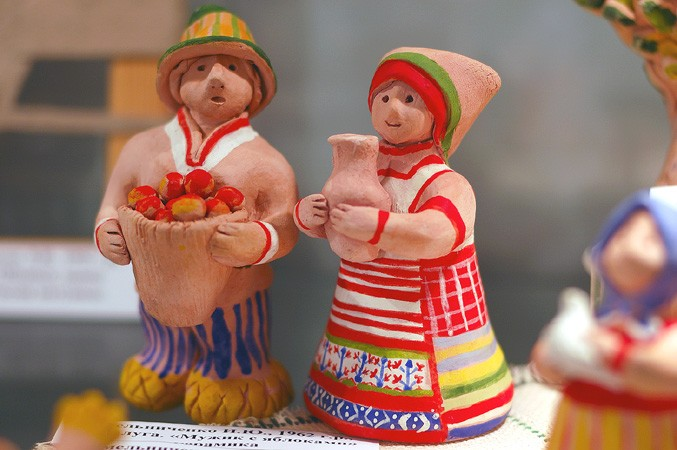 фото хлудневская игрушка