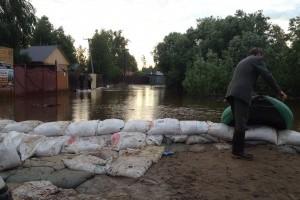 Уровень воды в реке Обь достиг ...: https://nv86.ru/news/society/466740