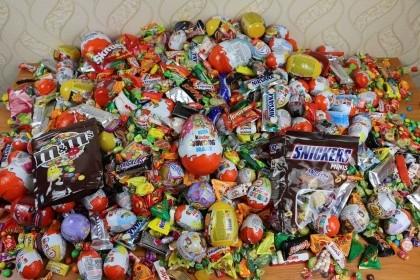 Гражданин Нефтеюганская похитил сладостей игазировки на47 тыс. руб.