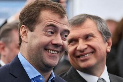 ВЮгру приедут Д. Медведев иИгорь Сечин