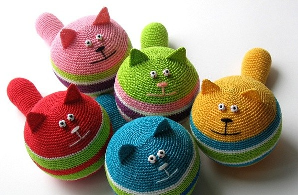 Рукоделие игрушки вязание мастер классы