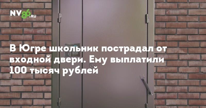 входные двери от 100 тысяч рублей