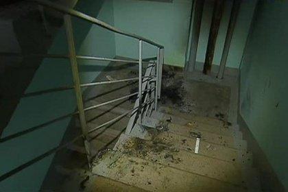 ВНижневартовске бездомный сжег мешавшего спать мужчину