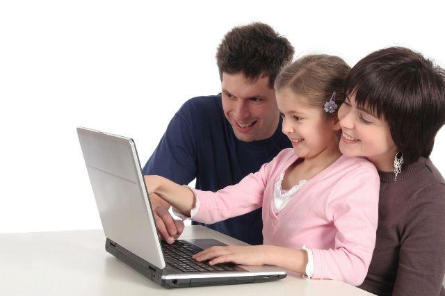 Помощь компьютера в обучении ребенка