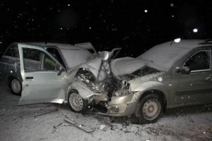 ВДТП вНижневартовском районе погибли двое ипострадали шестеро человек