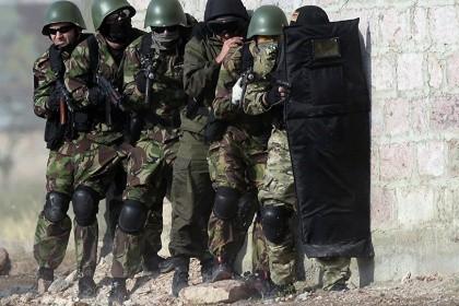 Условный «синий» уровень террористической опасности введен вХанты-Мансийске из-за учений